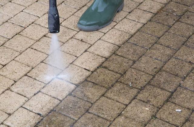 plymouth patio cleaning