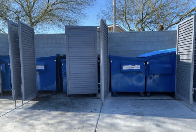 dumpster cleaning in plymouth
