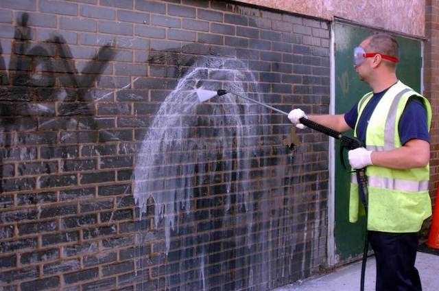 graffiti removal in plymouth